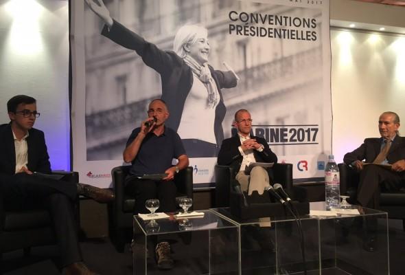 Convention présidentielle du 22 septembre
